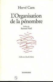 Organisation De La Penombre (L') - Couverture - Format classique