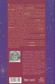Cerveau Et Conscience - 4ème de couverture - Format classique