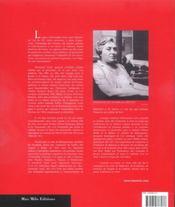 Alexandra Exter ; monographie - 4ème de couverture - Format classique