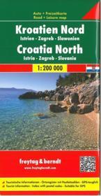 Croatie Nord Istra Zagreb Slov - Couverture - Format classique