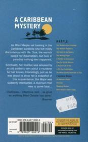 Caribbean Mystery - 4ème de couverture - Format classique
