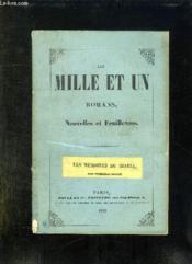 Les Memoires Du Diable. - Couverture - Format classique
