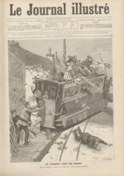 Journal Illustre (Le) N°28 du 14/07/1895 - Couverture - Format classique