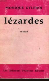 Lezardes - Couverture - Format classique