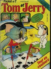 Tom Et Jerry - Mensuel - Pocket N°7 - Couverture - Format classique
