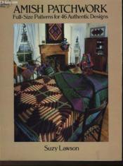 Amish Patchwork - Couverture - Format classique