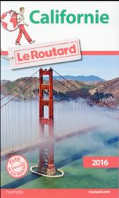 Vente  GUIDE DU ROUTARD ; Californie (édition 2016)  - Collectif Hachette