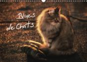 Vente livre :  Blues de chats (édition 2020)  - Gross Viktor