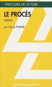 Le proces de kafka - Couverture - Format classique