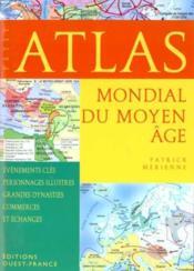 Petit Atlas Du Moyen Age - Couverture - Format classique