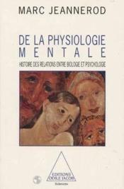 Traite De Physiologie Mentale - Couverture - Format classique