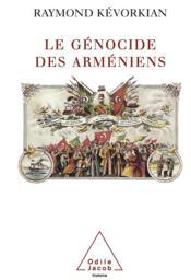 Le génocide des arméniens - Couverture - Format classique