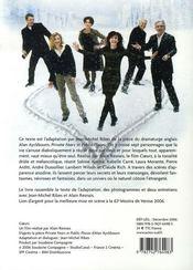 Coeurs - 4ème de couverture - Format classique