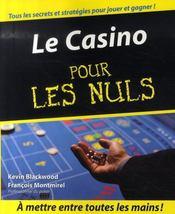 Le casino pour les nuls - Intérieur - Format classique