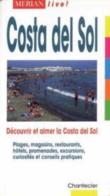 Costa Del Sol - Couverture - Format classique