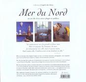 Mer Du Nord ; Un Art De Vivre Entre Plages Et Polders - 4ème de couverture - Format classique