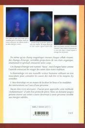 Aura-Kinesiologie - 4ème de couverture - Format classique
