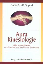 Aura-Kinesiologie - Couverture - Format classique
