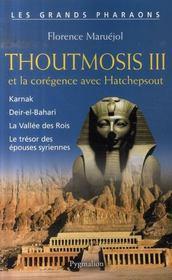 Thoutmosis III et la corégence avec Hatchepsout - Intérieur - Format classique