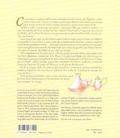 Les Trois Cuisines Du Maghreb - 4ème de couverture - Format classique