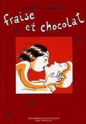 Fraise et chocolat t.1 - Couverture - Format classique