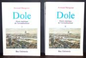 Dole - Vol. I - (Precis Statistique De L'Arrondissement) - Couverture - Format classique