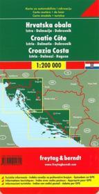 Croatia coast - 4ème de couverture - Format classique