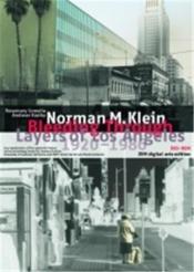 Norman Klein - Dvd /Anglais - Couverture - Format classique