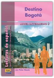 Destino Bogota - Couverture - Format classique