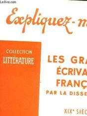 Les Grans Ecrivains Francais - Tome V - La Poesie Parnassienne - Couverture - Format classique