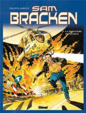 Sam Bracken t.1 ; la frontière du silence - Couverture - Format classique