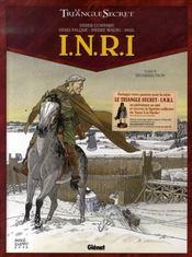 Le triangle secret - I.N.R.I. t.4 ; résurrection - Intérieur - Format classique