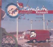 Renault Estafette De Mon Pere - Intérieur - Format classique