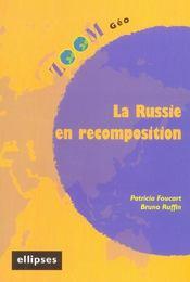La Russie En Recomposition - Intérieur - Format classique