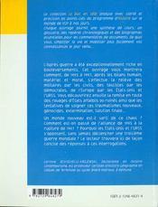 L'Apres-Guerre Bilans Et Enjeux Histoire - 4ème de couverture - Format classique