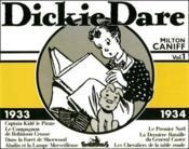 Dickie Dare t.1 ; 1933-1934 - Couverture - Format classique