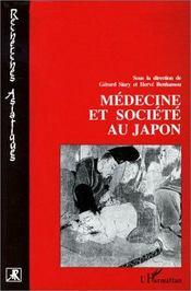 Médecine et société au Japon - Intérieur - Format classique