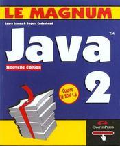 Le magnum java 2 - Intérieur - Format classique