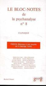 Clinique - Couverture - Format classique