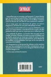 Une Autre Vision De La Voyance - 4ème de couverture - Format classique