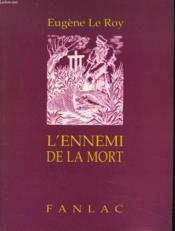 L'Ennemi De La Mort - Couverture - Format classique