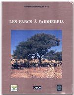 Les parcs à Faidherbia - Couverture - Format classique