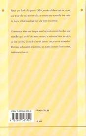 Nahel - 4ème de couverture - Format classique