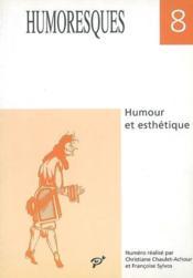 Humour et esthétique - Couverture - Format classique