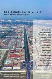 Debats Sur La Ville 2 - Couverture - Format classique