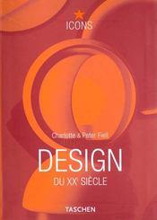Design du XX siècle - Intérieur - Format classique