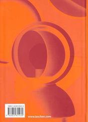 Design du XX siècle - 4ème de couverture - Format classique