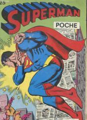 Superman Poche - N° 25 - Couverture - Format classique