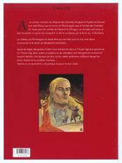 Le ruistre t.1 ; Montorgueil - 4ème de couverture - Format classique