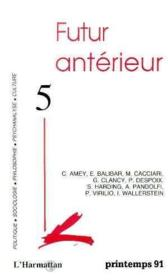 Futur Anterieur 5 - Couverture - Format classique